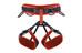 Stubai Triple - Arnés de escalada - S-XL gris/rojo
